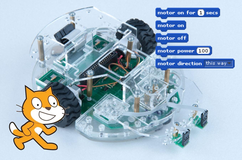Время первых. История, как мы внедряли Scratch как язык программирования роботов
