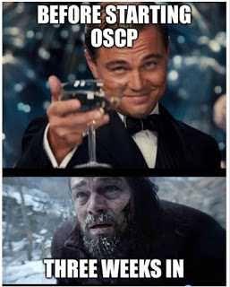 OSCP — мой опыт