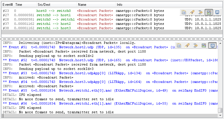 qtenv: App Events – broadcast 255.255.255.255 fixed – no delete msg