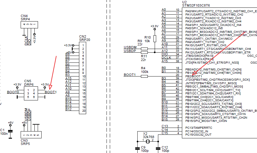 STM32 bootloader DFU mode using CubeMX  Instructions step by step