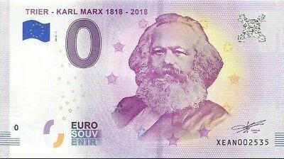 Zero Euro Karl Marx