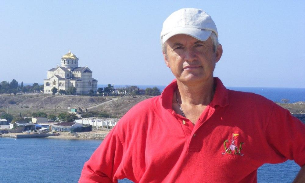 Виктор Шестернин