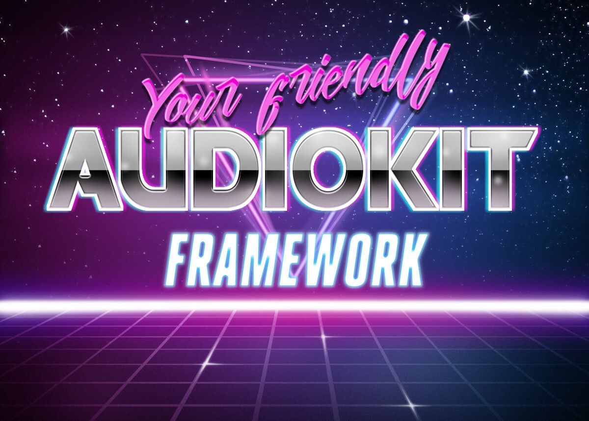 [Перевод] AudioKit и синтезирование звука в iOS/OSX