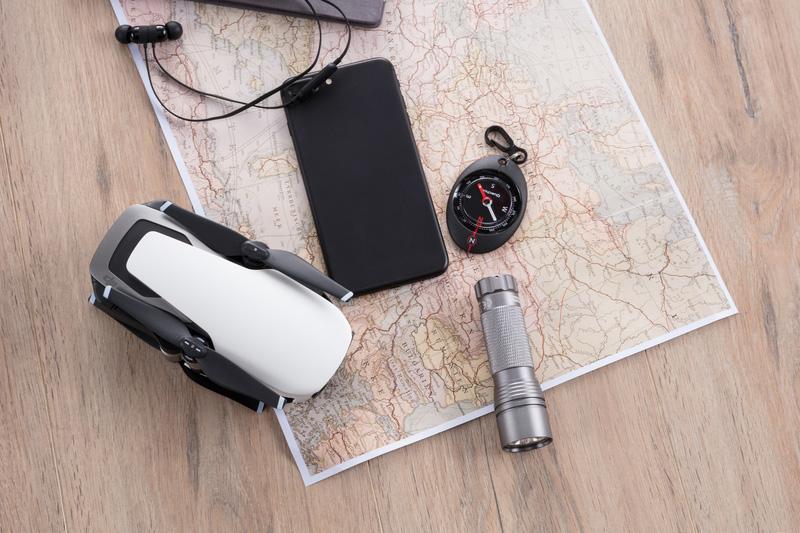 Пластиковый бокс к беспилотнику mavic air combo держатель смартфона ipad (айпад) фантом как изготовить