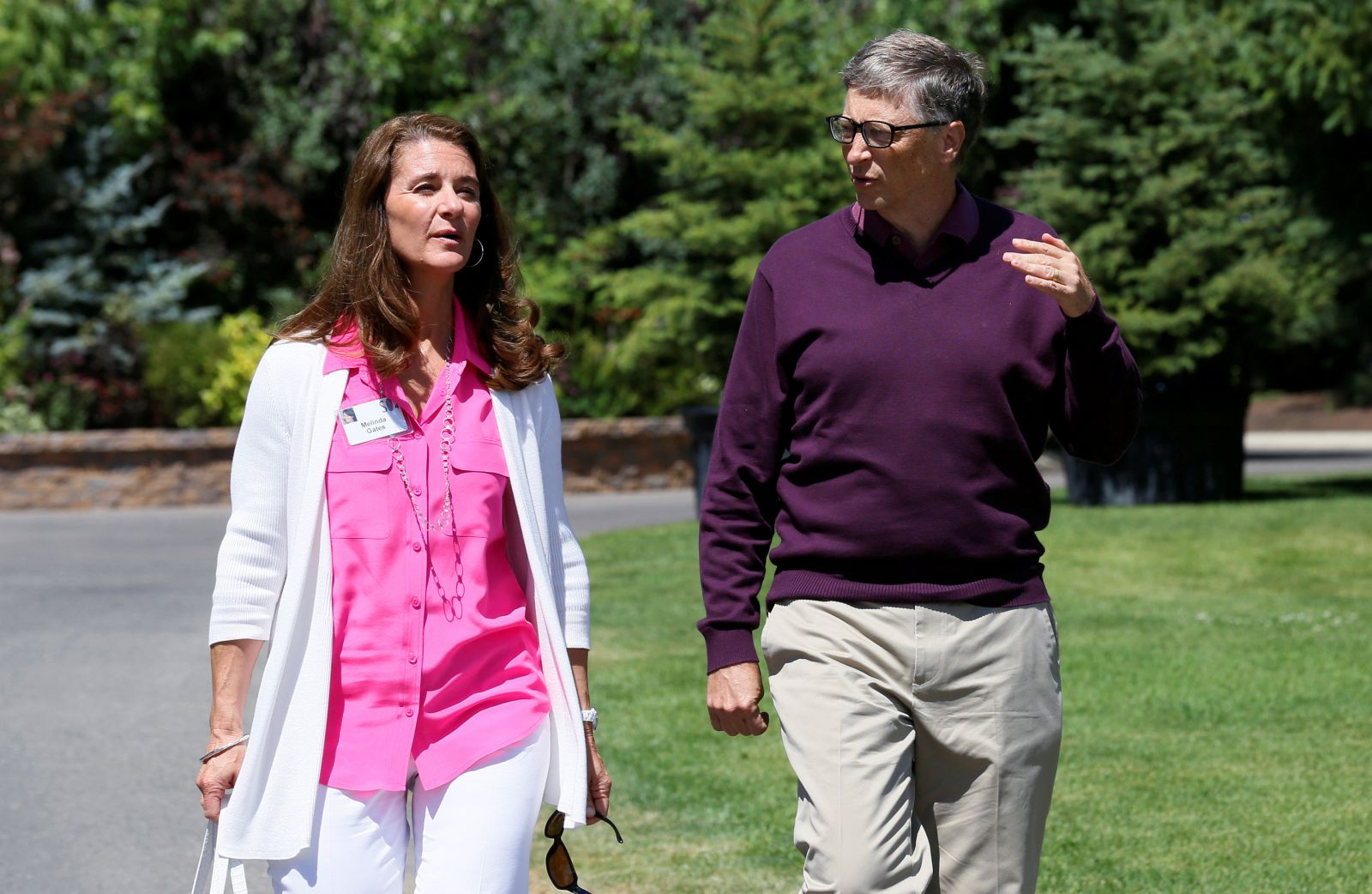 Филантроп, защитница прав женщин, жена знаменитого миллиардера и трижды мать: что известно о Мелинде Гейтс