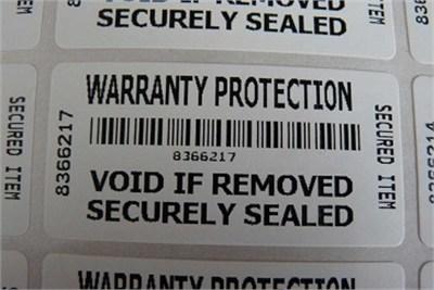 Лишать гарантии за оторванную наклейку или пломбу — незаконно