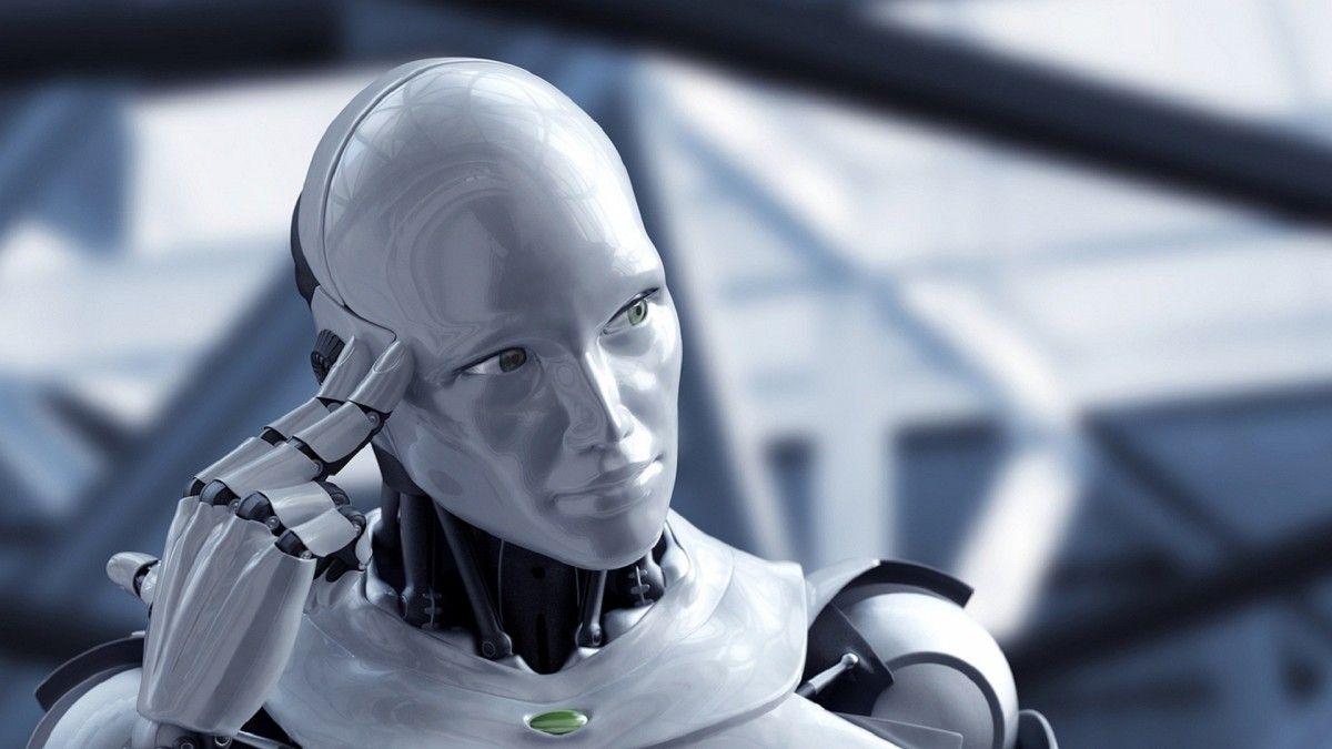 [Из песочницы] Роботов заставляют «мыслить»