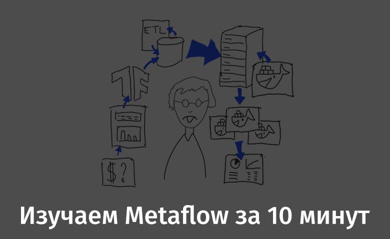 Изучаем Metaflow за 10 минут