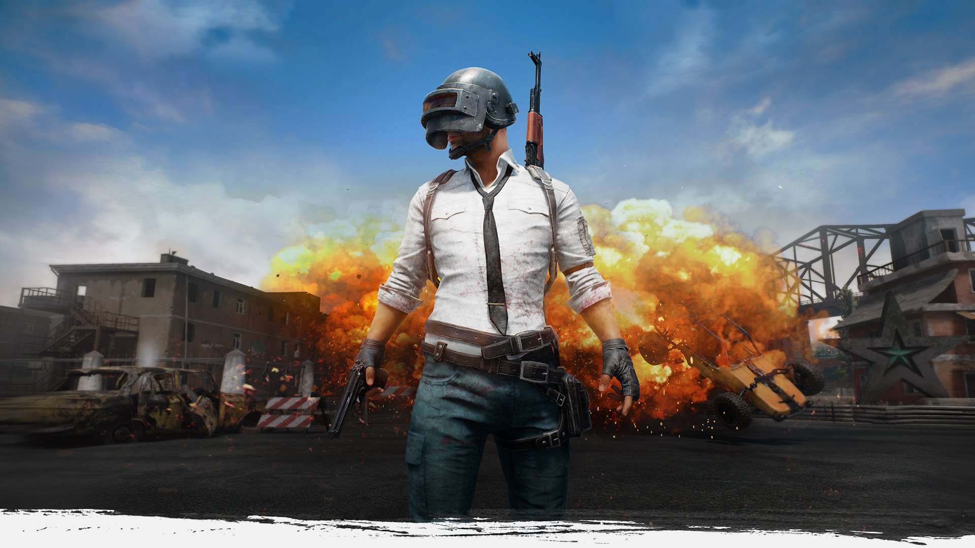 The new encryptor frees up your files if you play PUBG
