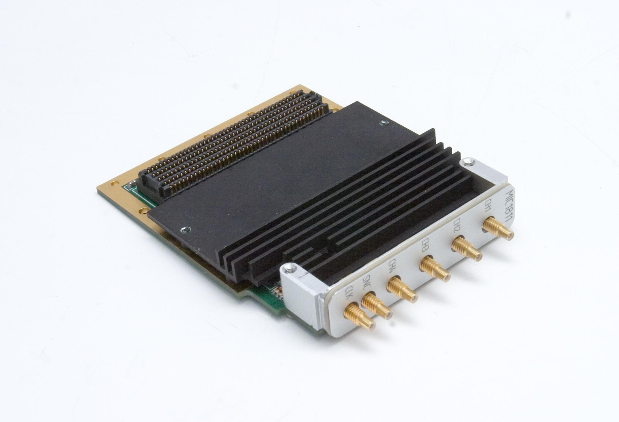 [recovery mode] Мезонинные модули стандарта FMC для построения высокопроизводительных систем обработки сигналов