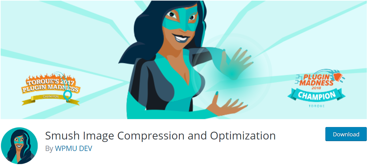 wordpress seo plugins 2019 - Smush Image Compression and Optimization