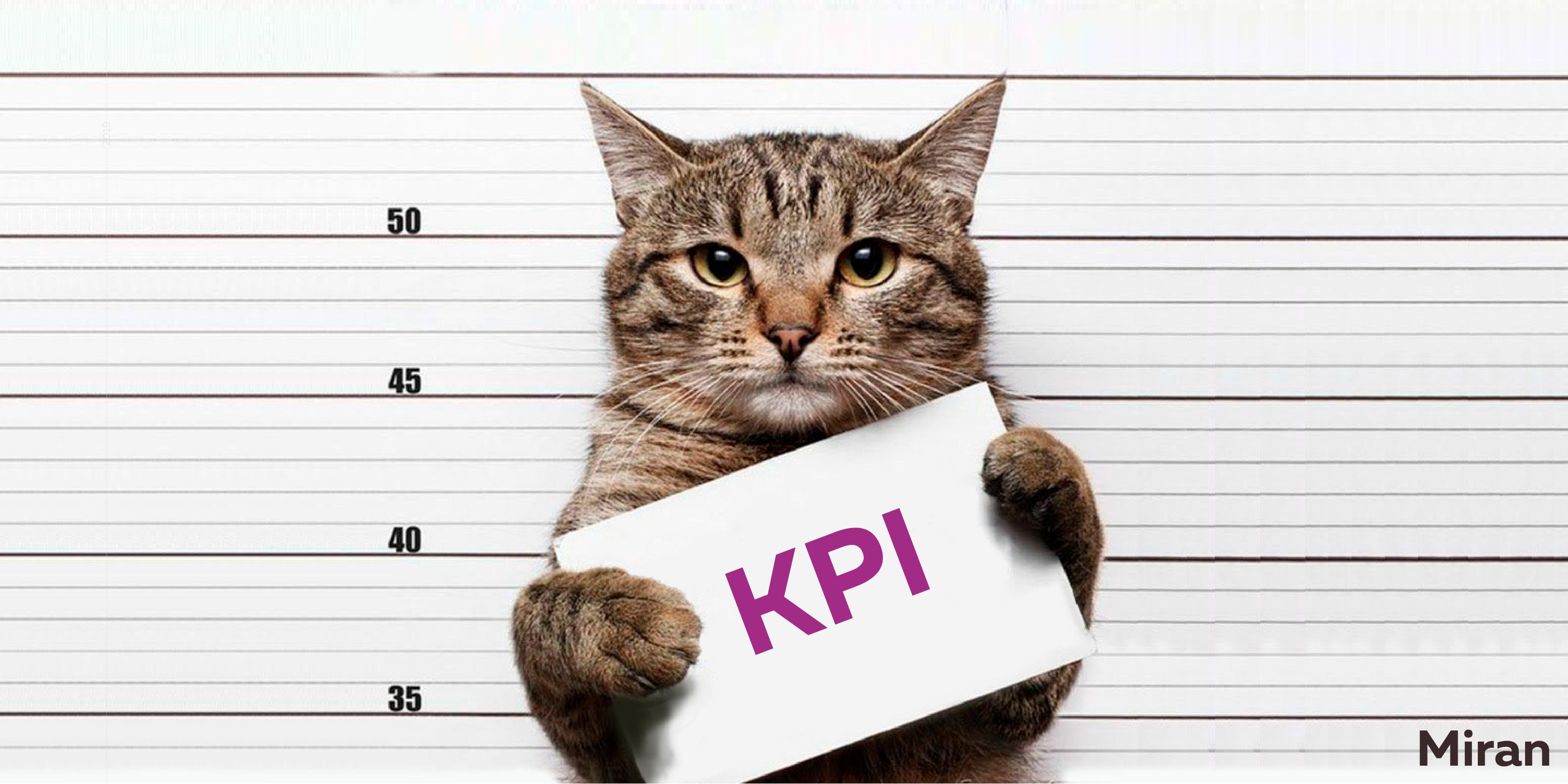 KPI технической поддержки Миран