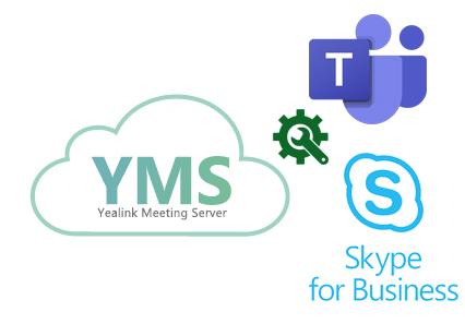Видеоконференцсвязь Yealink — интеграция с MS Teams и S4B