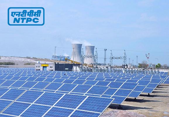 [Перевод] Индийская энергетическая компания NTPC построит солнечный парк мощностью 5000 мегаватт
