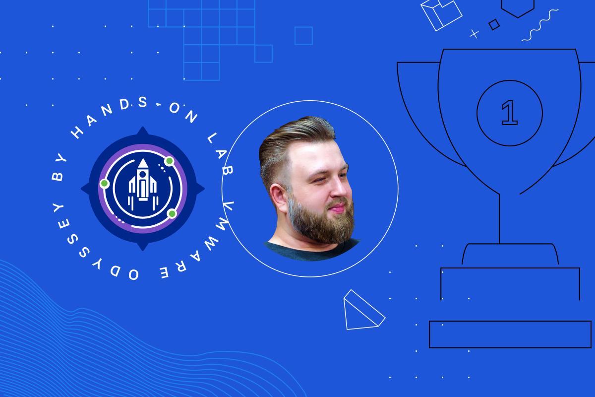 VMware Odyssey 2020 изнутри. Интервью с победителем конкурса Александром Никитиным