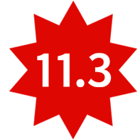 We burst into the year 2018 with another big release: the release of version 11.3 of Wolfram Language and Mathematica