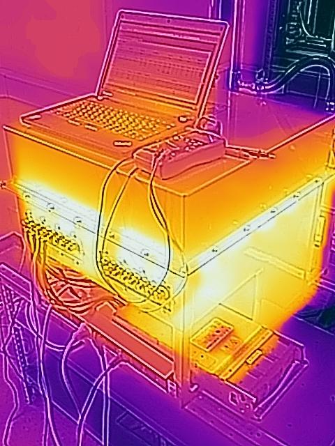 Контейнер жидкостного охлаждения. Часть 2