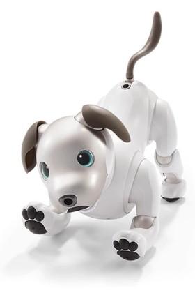 Sony возобновляет производство роботов-собак AIBO