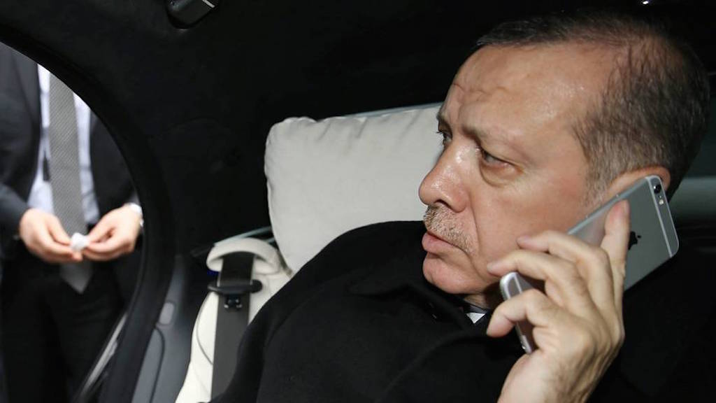 Президент Турции объявил о запрете на ввоз электроники из США