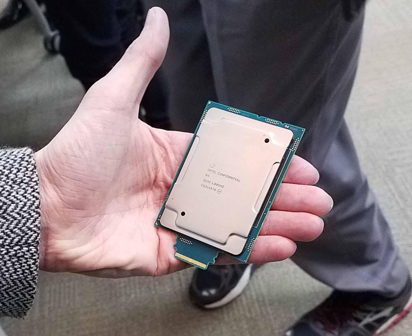 Intel Xeon Scalable – новое слово в вопросах работы с памятью