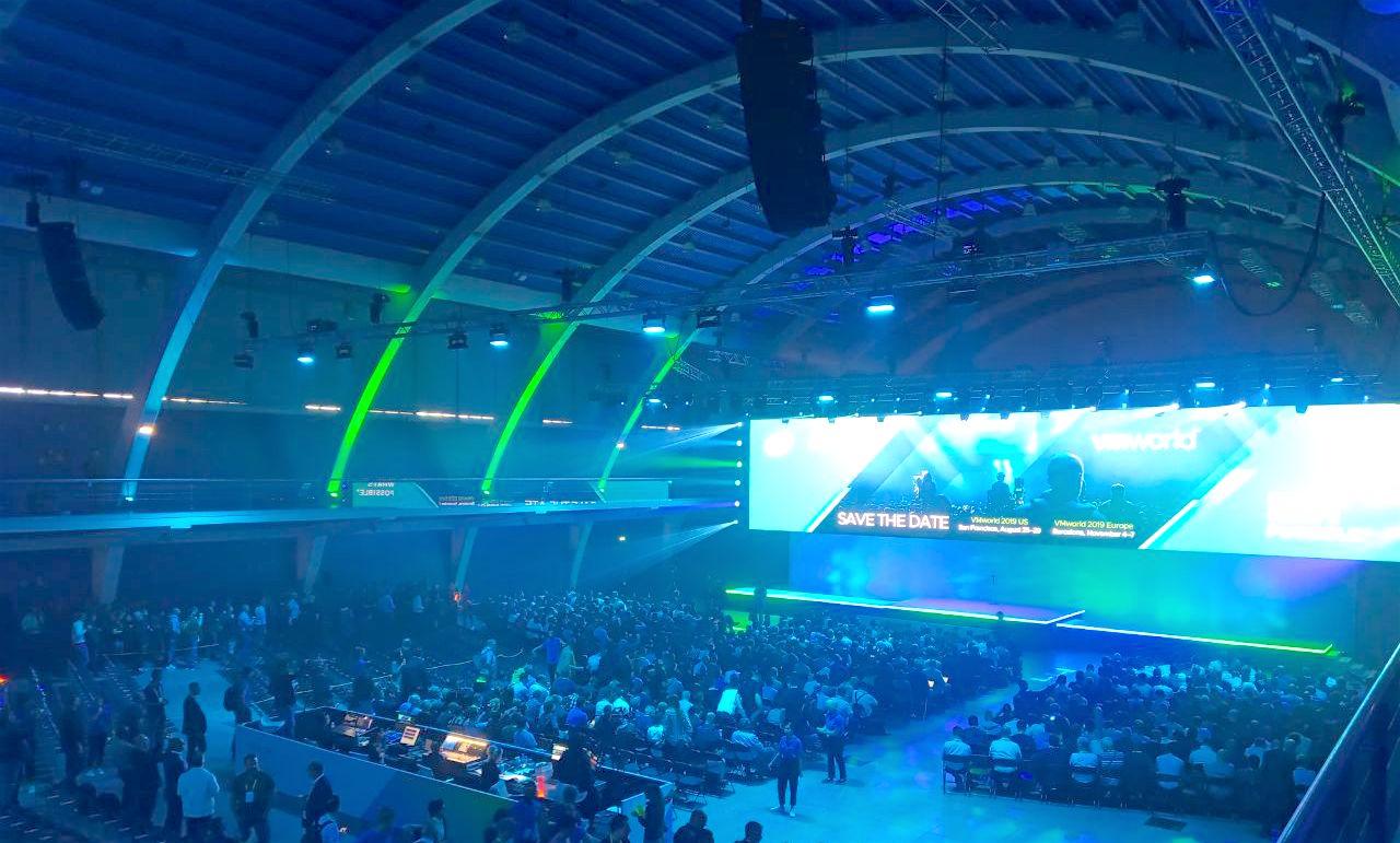 Конференция VMware EMPOWER 2019: как прошел первый день