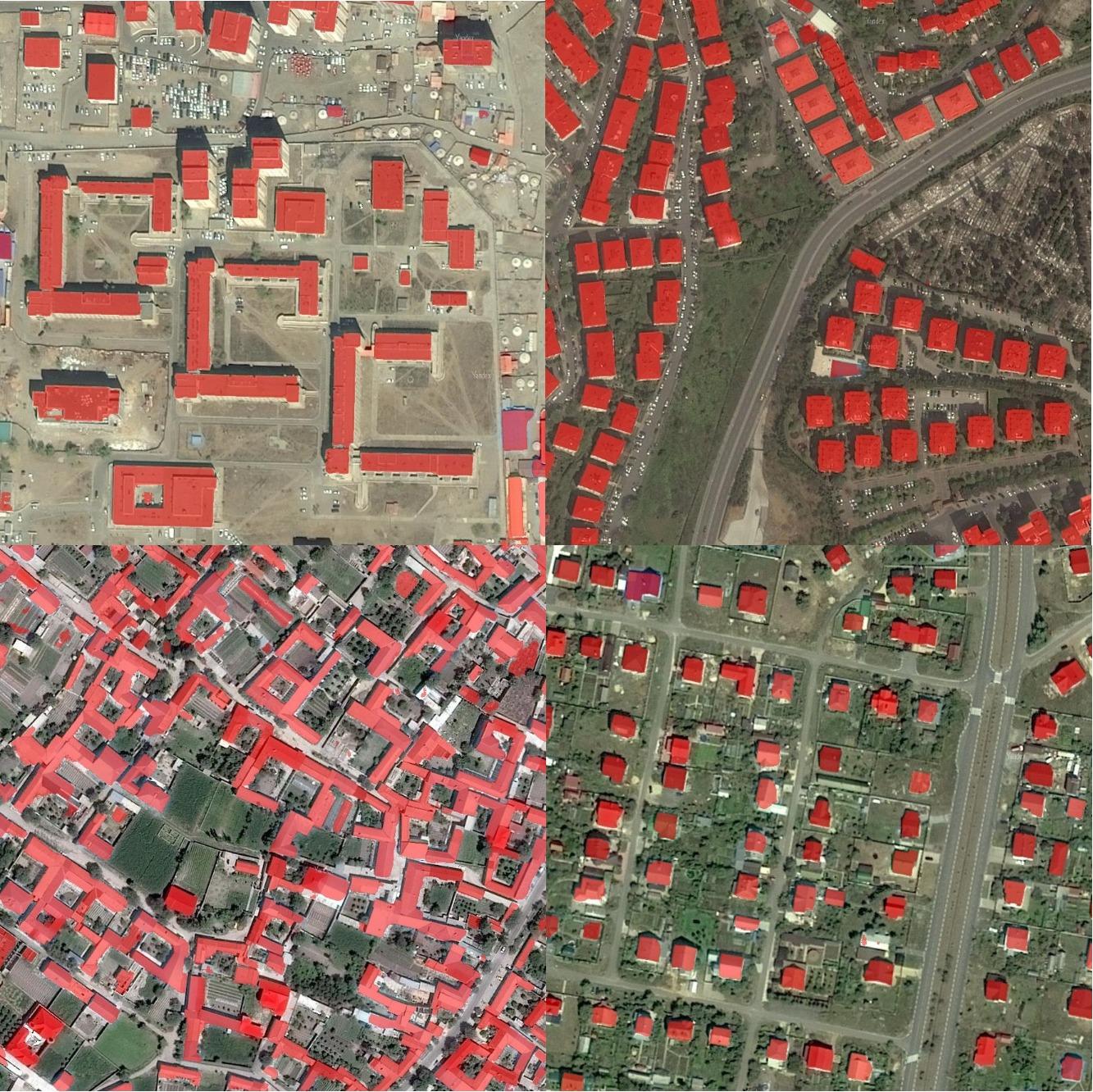 Как превратить спутниковые снимки в карты. Компьютерное зрение в Яндексе