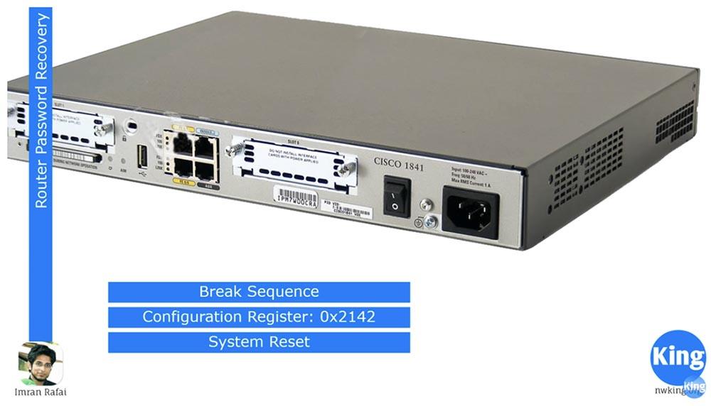 Тренинг Cisco 200-125 CCNA v3 0  День 32  Восстановление