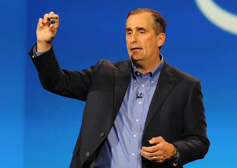 Главу Intel заподозрили в продаже акций компании на $24 млн из-за уязвимост ...
