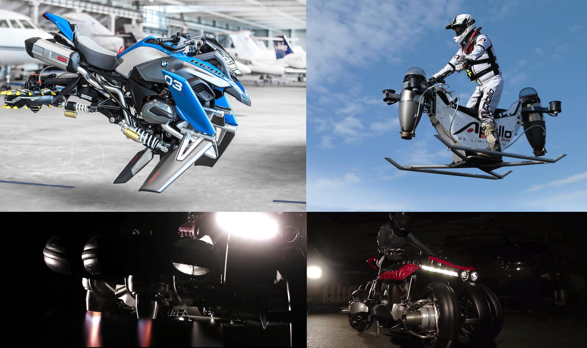 Turbojet bikes