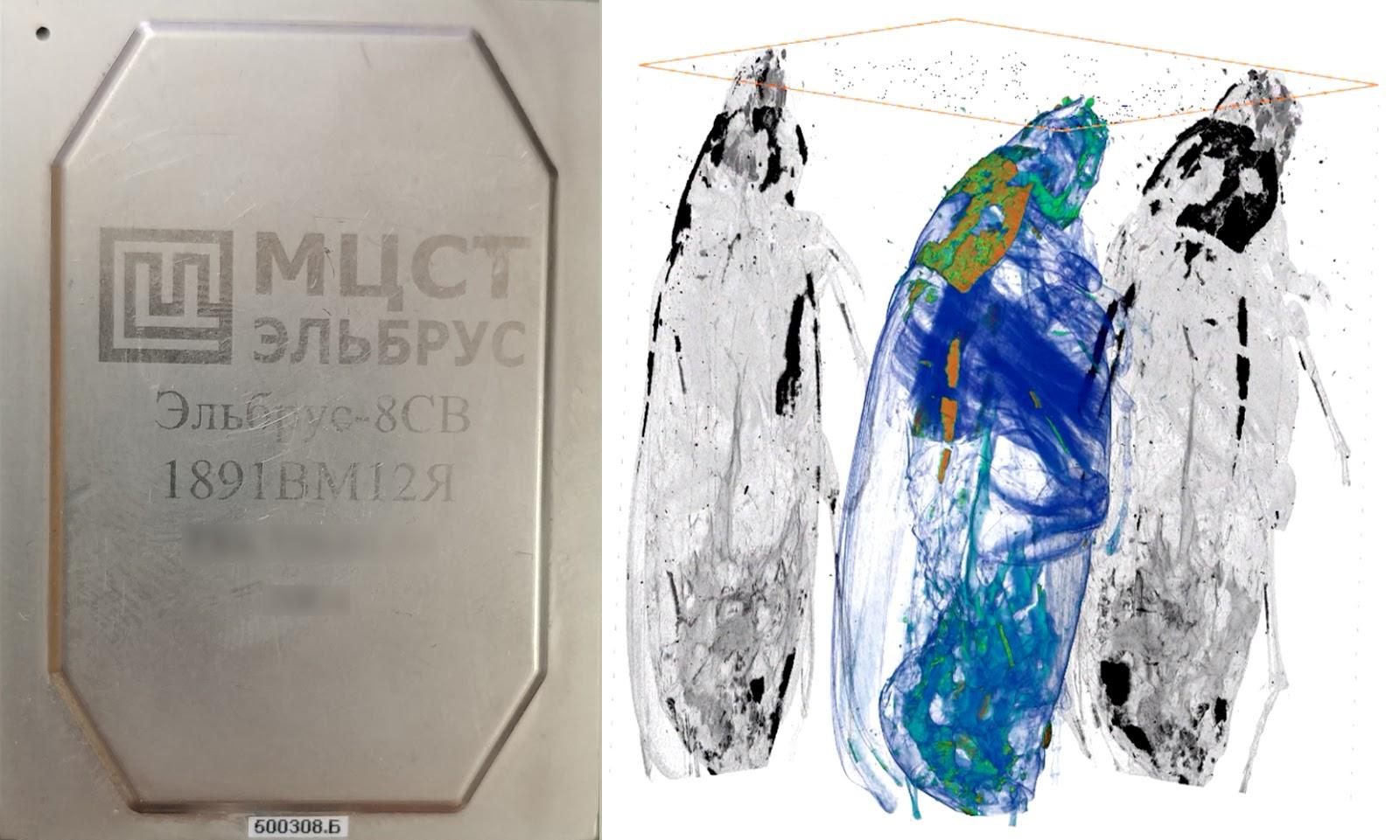 Разработка и тестирование на платформах Эльбрус программы для томографической реконструкции Smart Tomo Engine (2 видео)