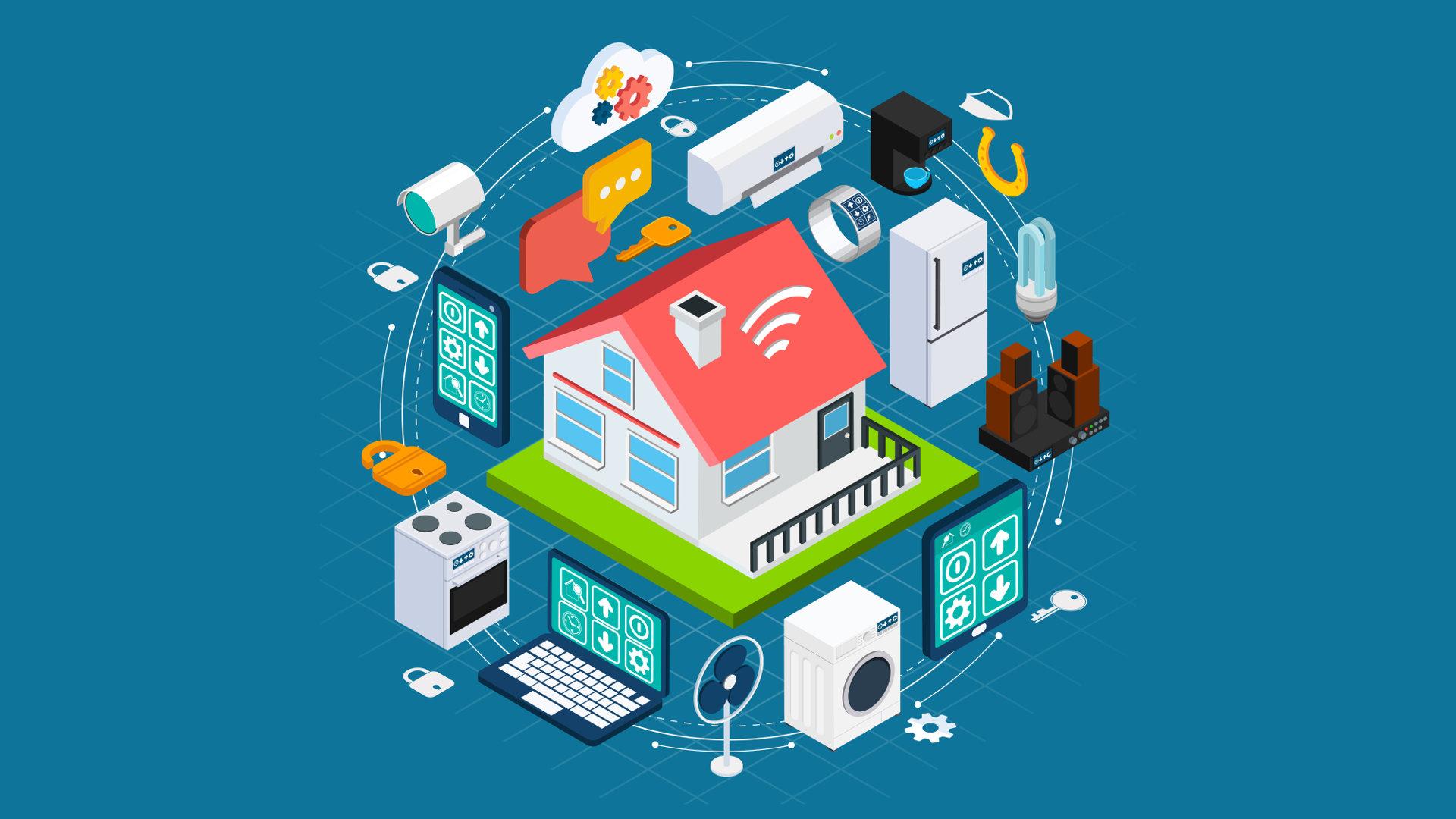 Микроволновка, знающая о тебе всё что такое Интернет вещей (IoT)?