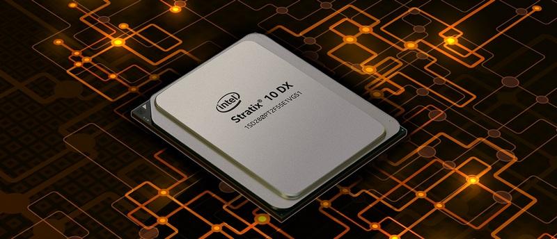 Intel Stratix 10 DX — завершение линейки FPGA Stratix 10