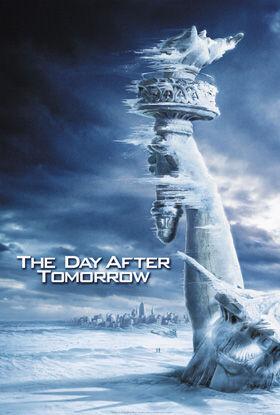 постер фильма «Послезавтра»