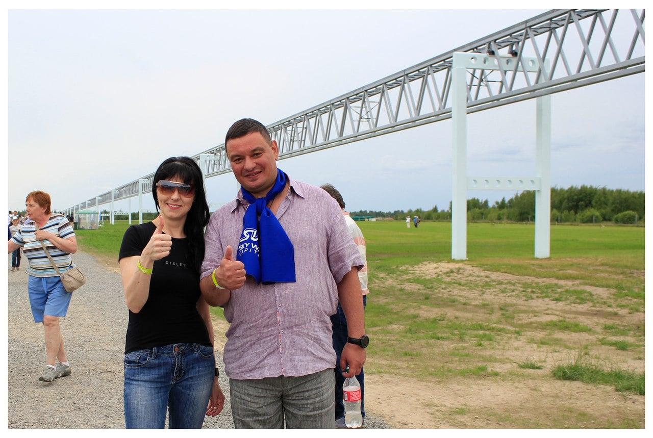 С Сергеем Сибиряковым