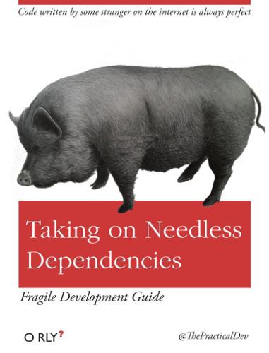 Управление зависимостями в PHP