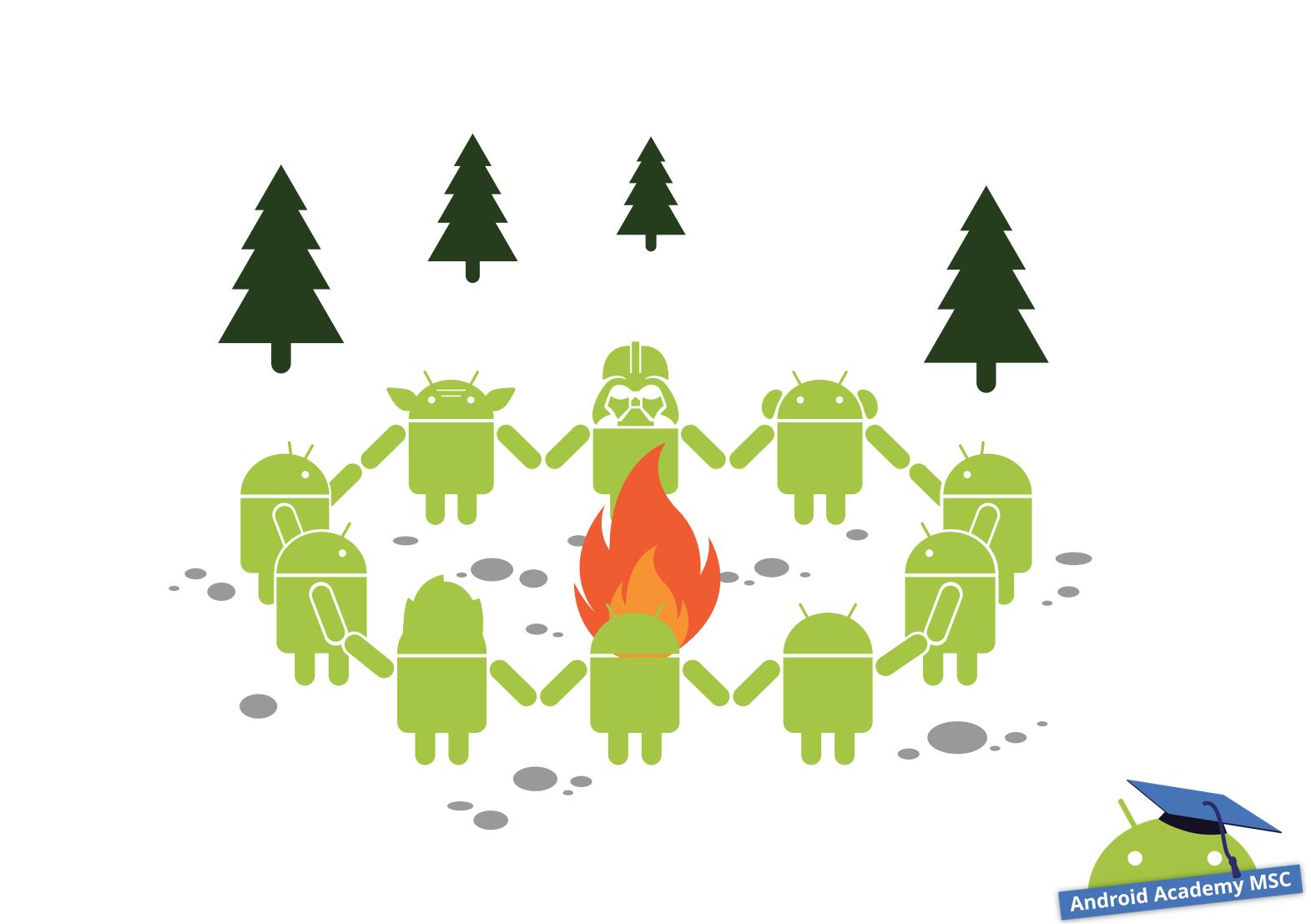 Android Academy: теперь в Москве