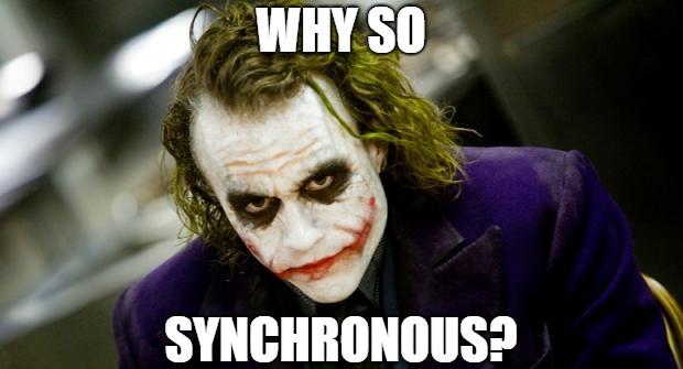 Асинхронный рассинхрон: антипаттерны в работе с async/await в .NET
